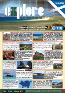 Explore Outer Hebrides Guide with Maps