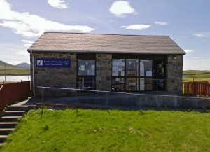 Lochmaddy Tourist  office