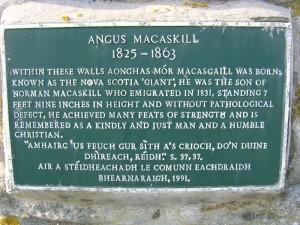 Giant Macaskill