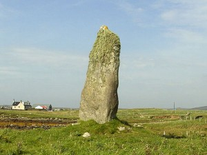 Clach Mhor Standing Stone
