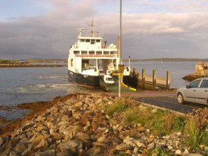 Ferry to Leverburgh