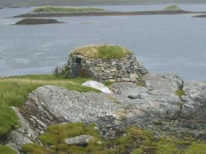 Hut of the shaddows