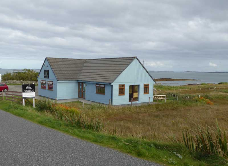 Berneray Bistro and Shop